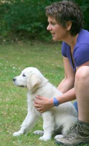 Ingrid puppytraining